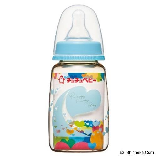 CHUCHU BABY PPSU Baby Feeding Bottle Cool 150ml [4973210993362] - Blue - Botol Susu